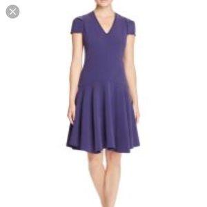 Rebecca Taylor moss crepe dress